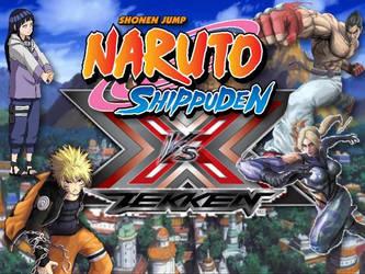 Naruto Shippuden X Tekken Fan Idea by Stormtali