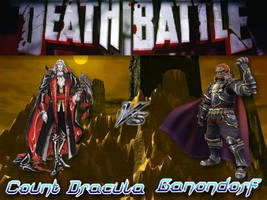 Death Battle: Dracula Vs Ganondorf by Stormtali