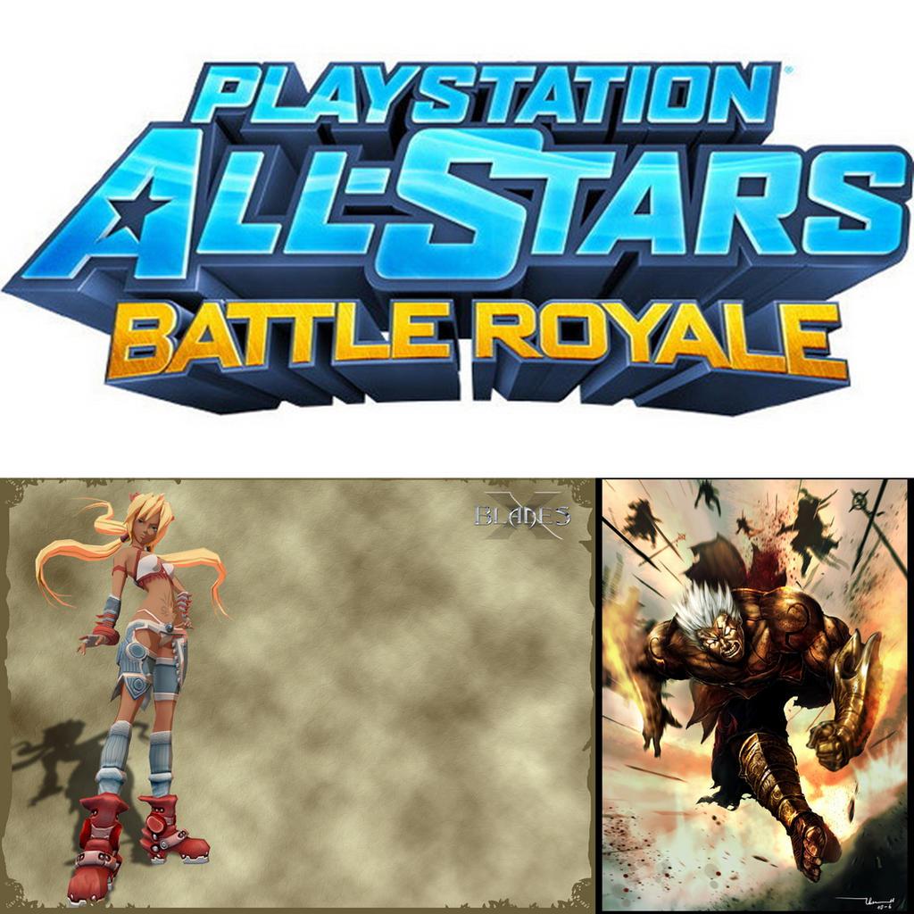 PSASBR Rival Vision 4 - Ayumi Vs Asura by Stormtali