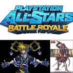 PSASBR Rival Vision 8 - Sora vs Yoshimitsu by Stormtali