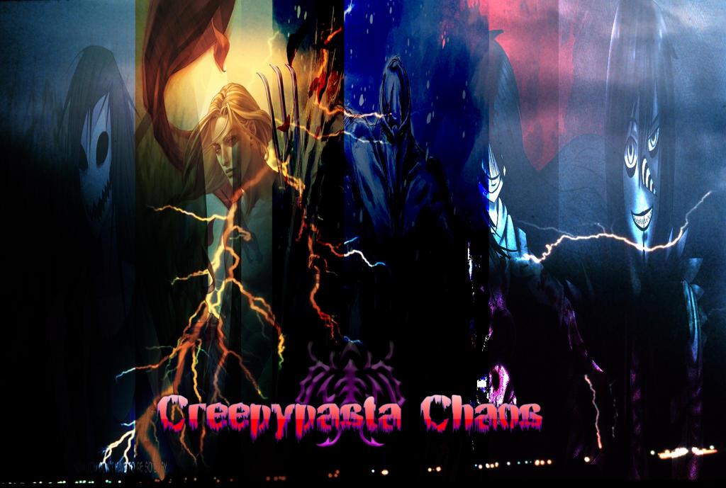 Creepypasta Chaos Artwork 5 by Stormtali