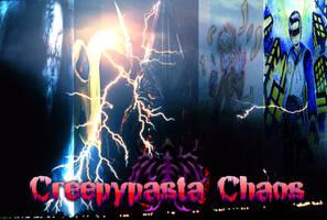 Creepypasta Chaos Artwork 9 by Stormtali