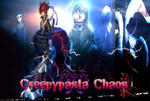 Creepypasta Chaos Artwork 10 by Stormtali