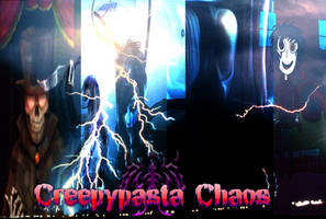 Creepypasta Chaos Artwork 11 by Stormtali