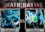 DEATH BATTLE IDEA - GLACIUS VS CHAOS 0