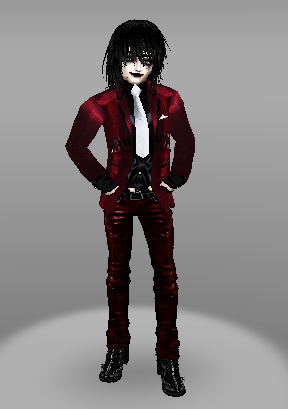 CP OC: Chad Sanders (Formal-Royality Look) by Stormtali