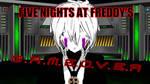 MMD - FNAF - G.A.M.E.O.V.E.R. by Stormtali