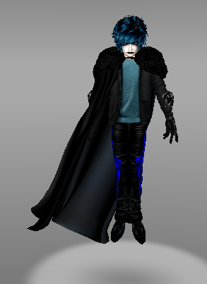 Persona Concept: Count Storm by Stormtali