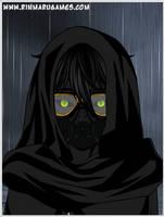 inFamous OC: Cruel Zuth aka The Shadow Conduit by Stormtali