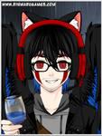 DarkTali (Dark Half and A God of Video Games)