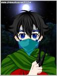 Stali the Ninja Reaper (Naruto OC/Sona)