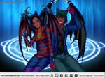 Evil Storm + Lilith (SKULLVERSE VARIANTS)