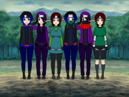 Naruto - Boruto OC Reworking: Stali, Shade + Emi by Stormtali