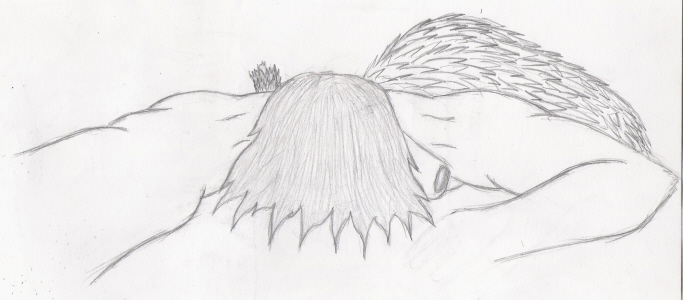Fallen angel by McKrazy