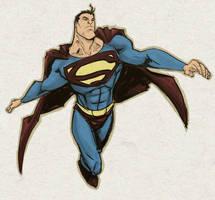 Superman by TonyBrescini