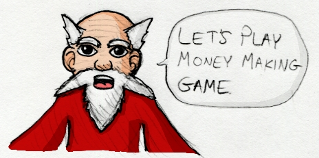 Let's Play Money Making Game by keylord