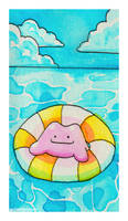 Ditto On The Sea