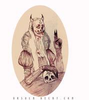 Ave Satanas by UrsulaDecay