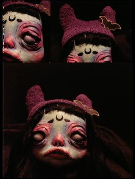 I'm not dead, here's a shrunken head