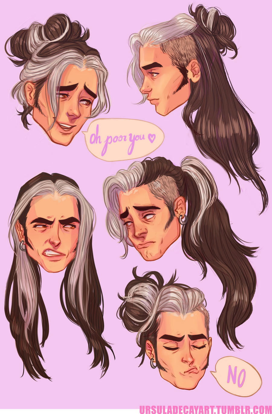 ollys hair by ursuladecay on deviantart