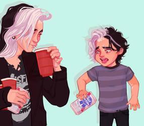 Drinkin problem