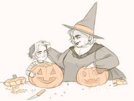 that's a cute pumpkin, Pumkin