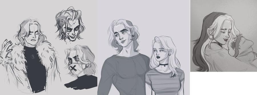 Kulta Sketches
