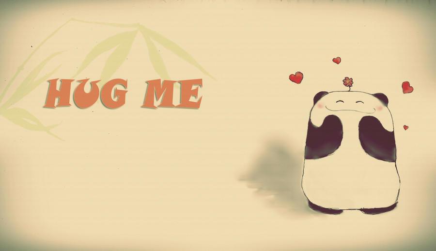 HUG ME by kannus-maoo