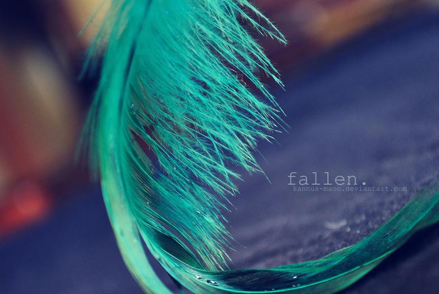 fallen. by kannus-maoo