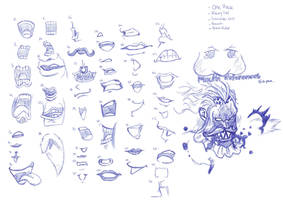 Mouth references 03082014 by RemiLatour