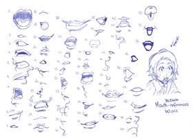 Mouth Reference Sheet 19_08_2014 by RemiLatour