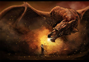 Red Dragon by fifoux