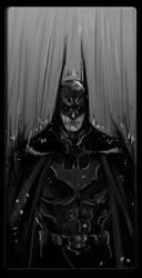 A Batman sketch