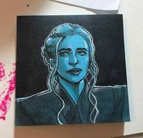 Daenerys Targaryen - postit