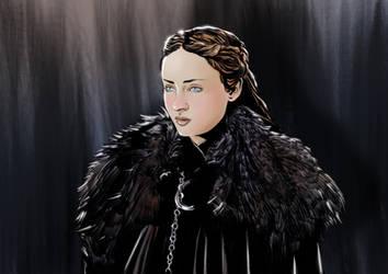 Sansa Stark - fanart