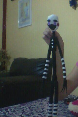 puppet plush by yulisabrambila