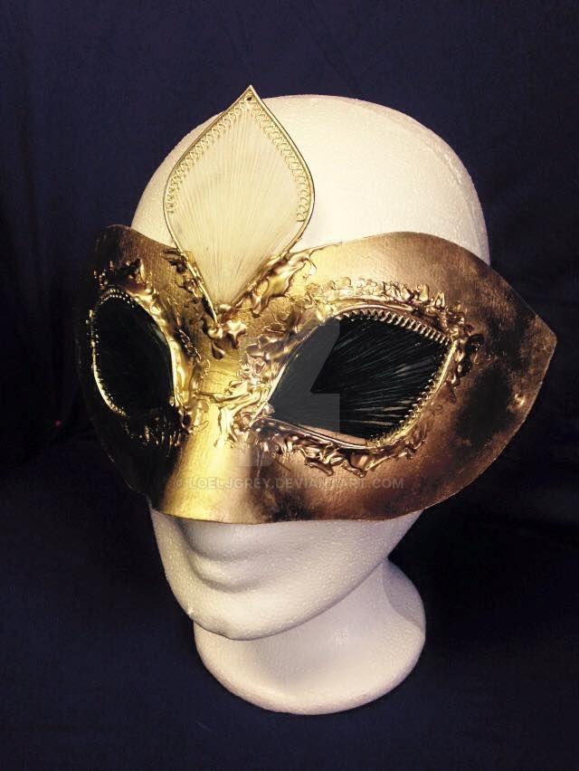Kitra Mask by LoelJGrey