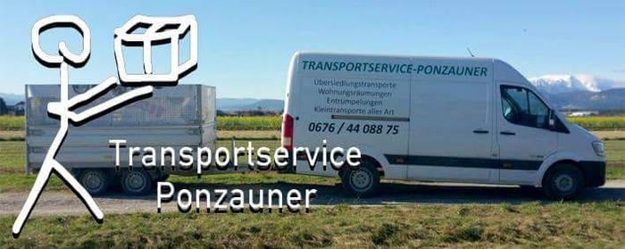 Transportservice Ponzauner