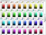 The Divisor Color Palette Set