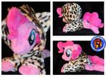 Pinkies leopard hoody
