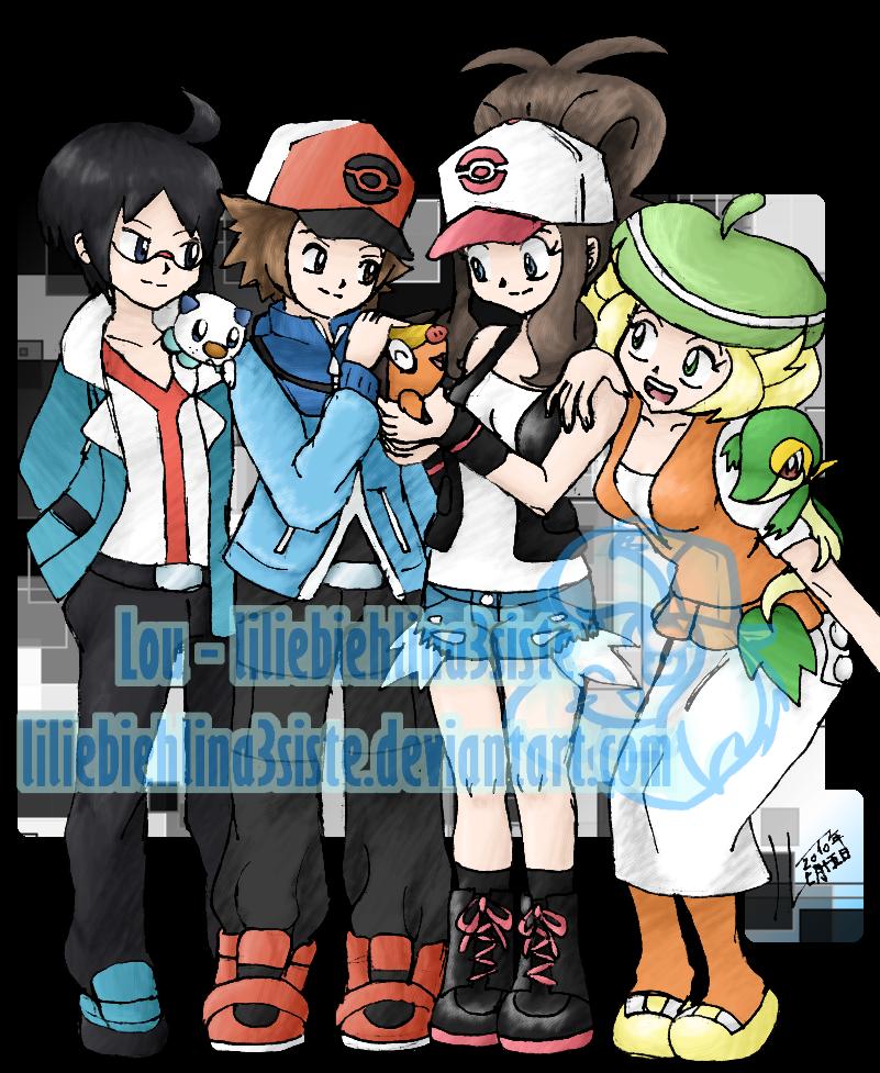 x+-Pokemon-Black-White-+x by liliebiehlina3siste