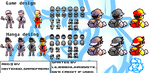 -PokemonSpecial-Sprites- Red by LouLilie