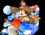 Alpha Sapphire by LouLilie