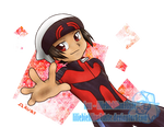 Omega Ruby by LouLilie