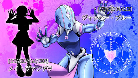 Stand Profile: Jackie Blue