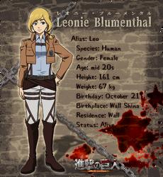 Leonie Blumenthal