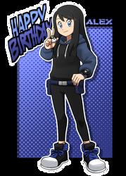 Alex: Happy Birthday!
