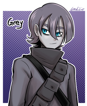 Grey: Happy Birthday!