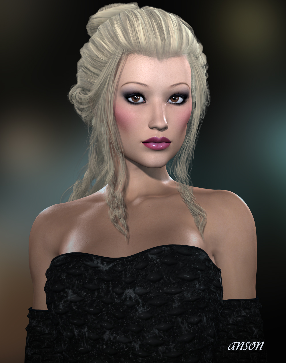 Female characters galleries 71