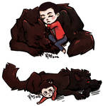 the adventures of stiles and the sourwolf